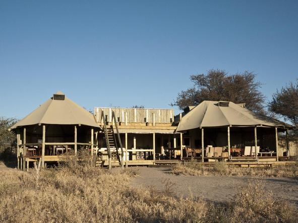 Kalahari Plains Camp - camp exterior 2
