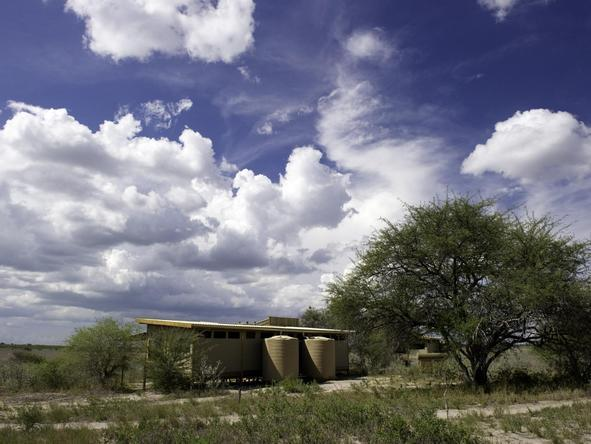 Kalahari Plains Camp - camp exterior