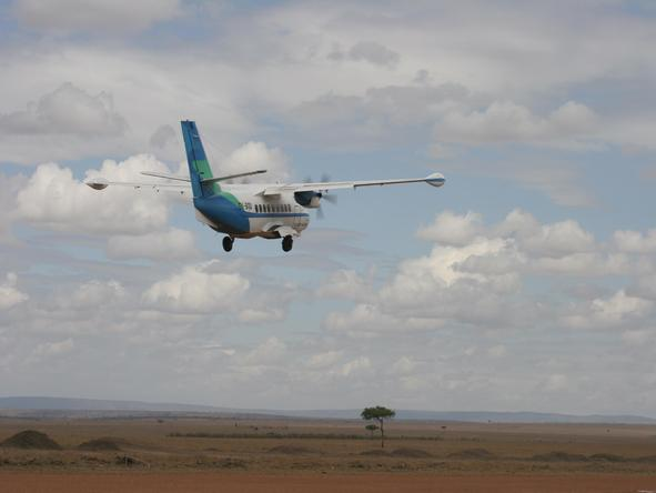 Affordable Kenya Flying Safari