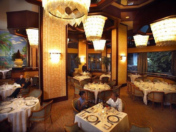 Cascades Hotel - restaurant