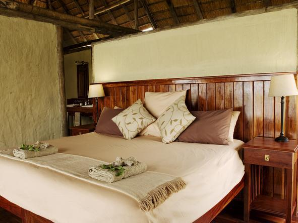 Kwando Lagoon Camp - Bedroom