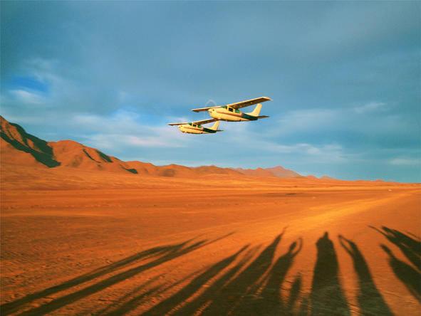 Bespoke Namibia Journey