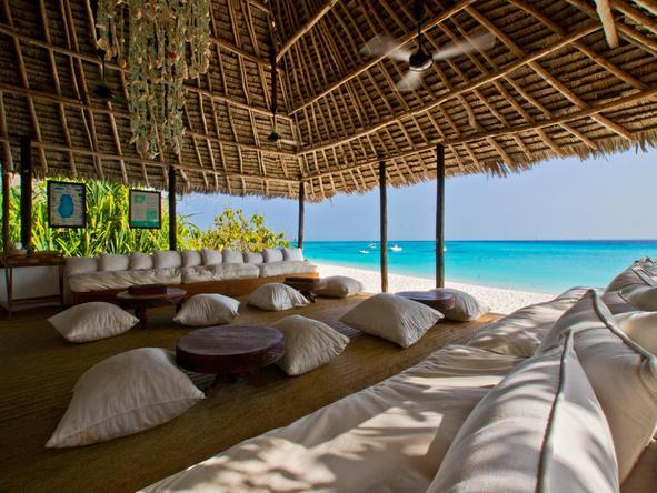 Mnemba Barefoot Luxury Paradise