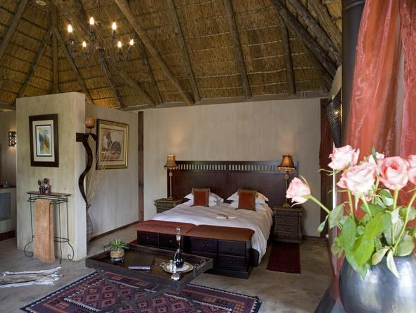 Bukela Lodge - Bedroom