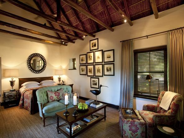 Bushmans Kloof - Bedroom