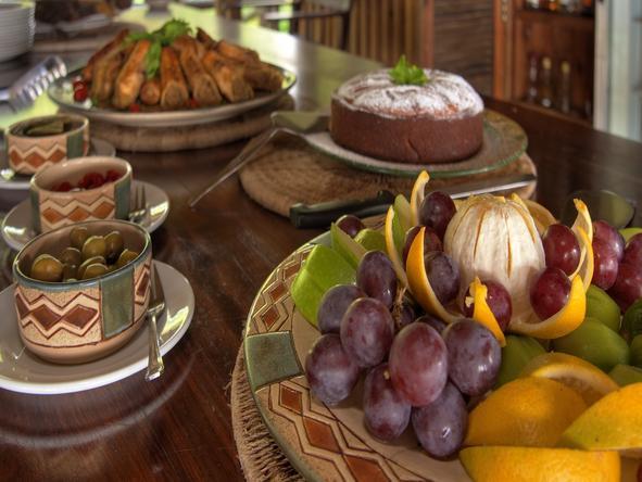 Kwando Lebala Camp- Food