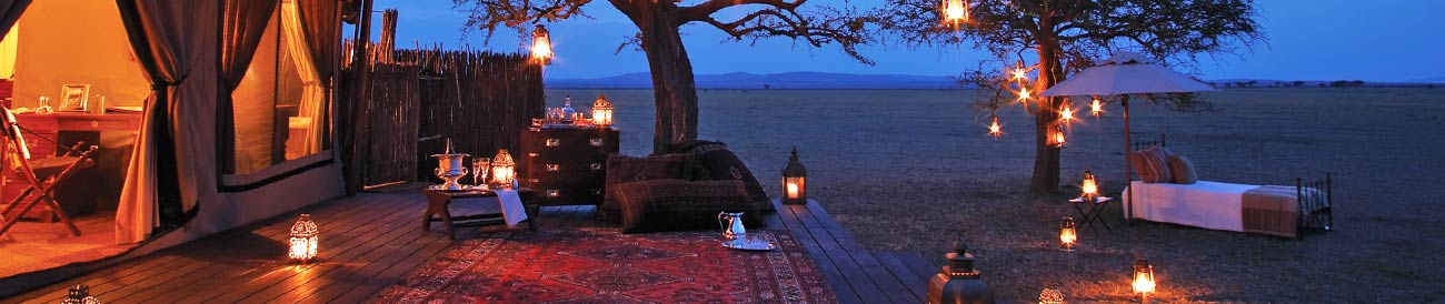 Tanzania Honeymoon - sleep under the stars and discover true romance in the heart of Tanzania's wide open spaces