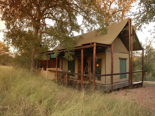 Chapungu Tented Camp - Exterior