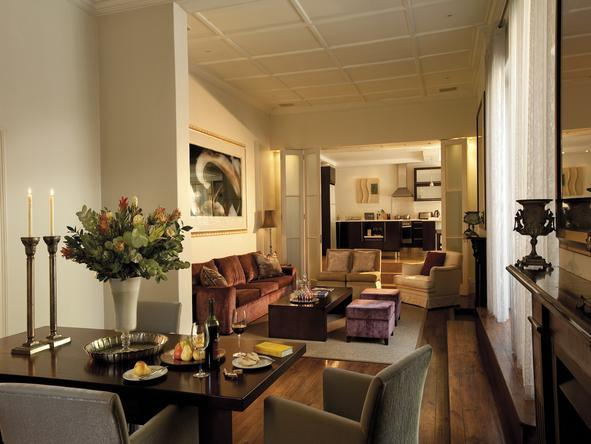 Cape Cadogan Boutique Hotel - Lounge2