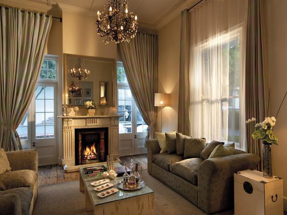 Cape Cadogan Boutique Hotel - Lounge