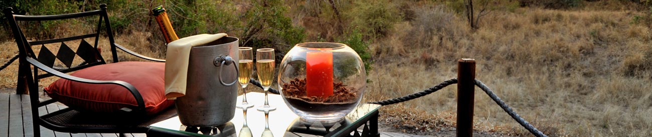 Kruger Honeymoon - South Africa&#39;s best game reserve offers sheer romance with all the details.