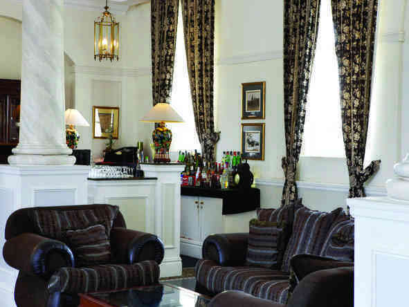 Swakopmund Hotel and Entertainment Centre - Lounge