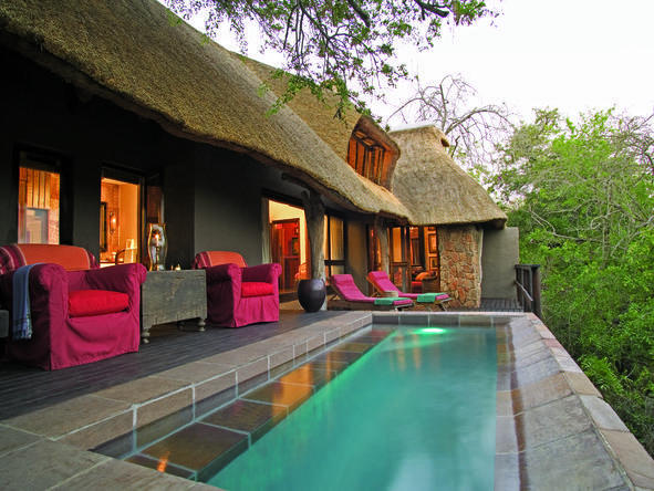Singita Ebony Lodge -Pool