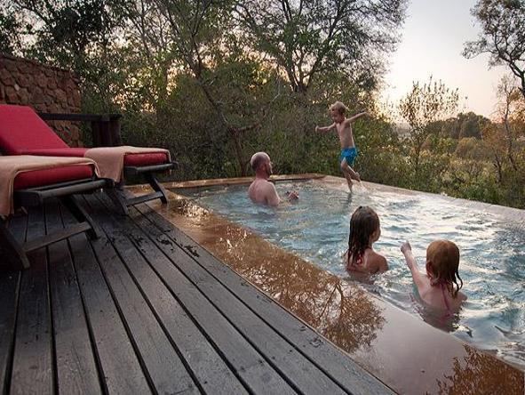 Singita Ebony Lodge - Pooltime