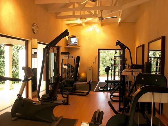 Cybele Forest Lodge - Gym