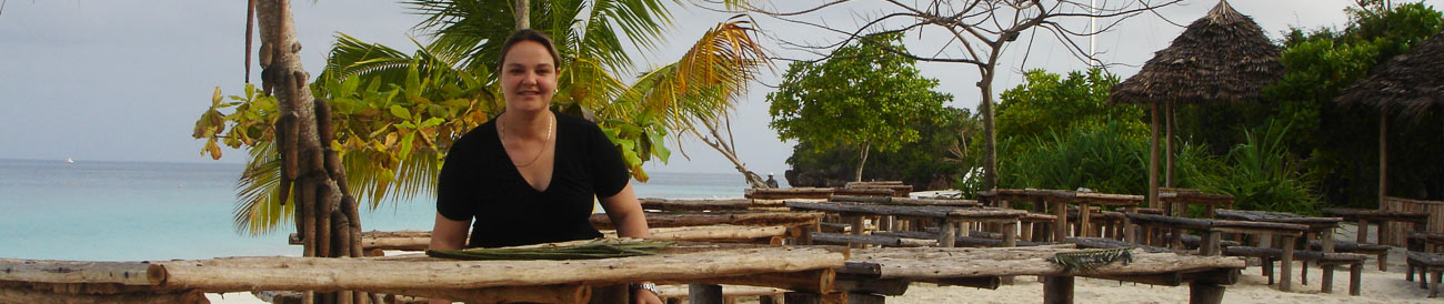 Gelle Ritchie - Africa Safari Expert
