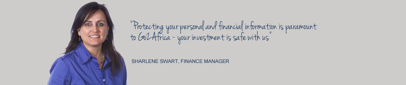 About Us - Sharlene Swart Finance