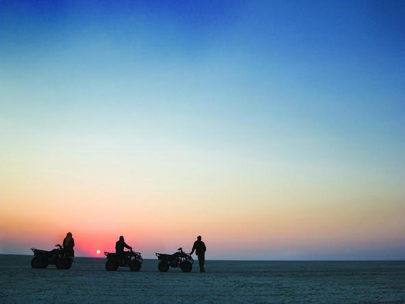 A Bespoke Kalahari Experience
