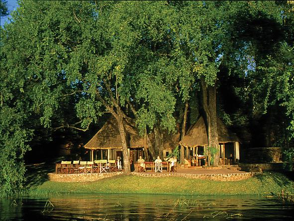 Tongabezi Tree House Adventure