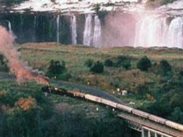 Victoria Falls: A Royal Rail Journey