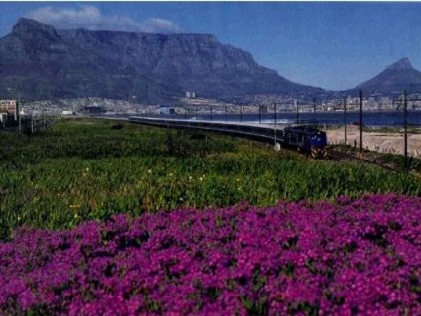 Cape Town to Pretoria Rail Adventure