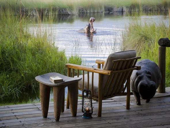 Okavango Delta 5 Rivers Safari