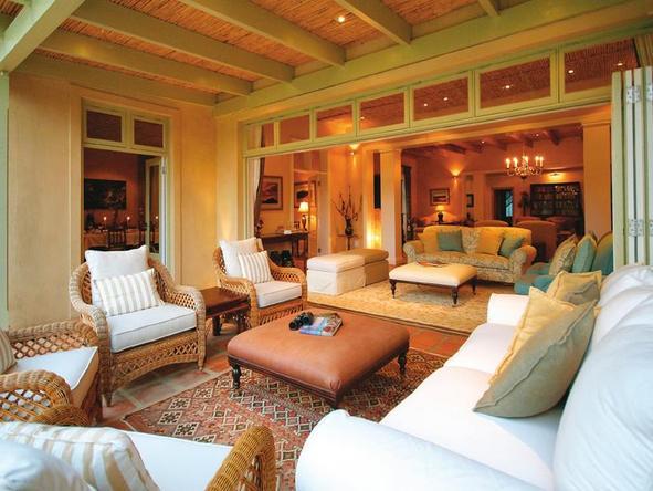 Camdeboo Manor - veranda