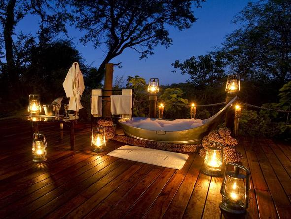 Beautiful Botswana & Vic Falls Romance