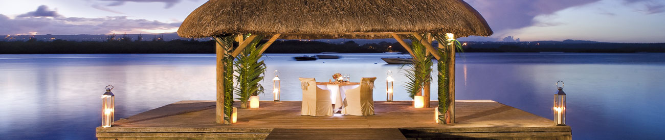 Mauritius Honeymoon - some of the Indian Ocean&#39;s most romantic accommodation lies on the island of Mauritius.