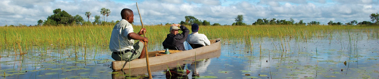 Botswana Family Holiday - for families with an adventurous spirit, the wide open plains and deltas of Botswana are the ideal playground