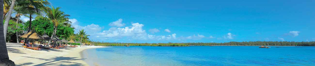 Exclusive Mauritius Beach Honeymoon