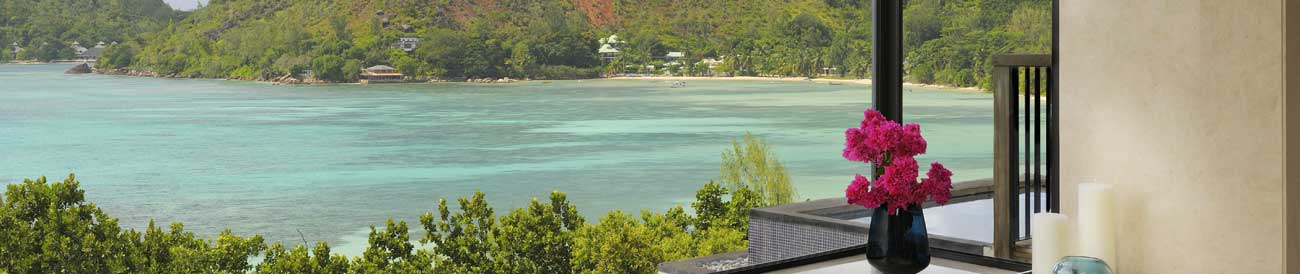 Luxury Seychelles Spa Holiday