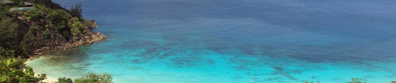 Seychelles Island Hopping Paradise