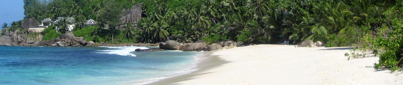 Seychelles Island Honeymoon Retreat