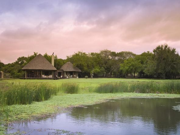 Phinda Zuka Lodge - Location