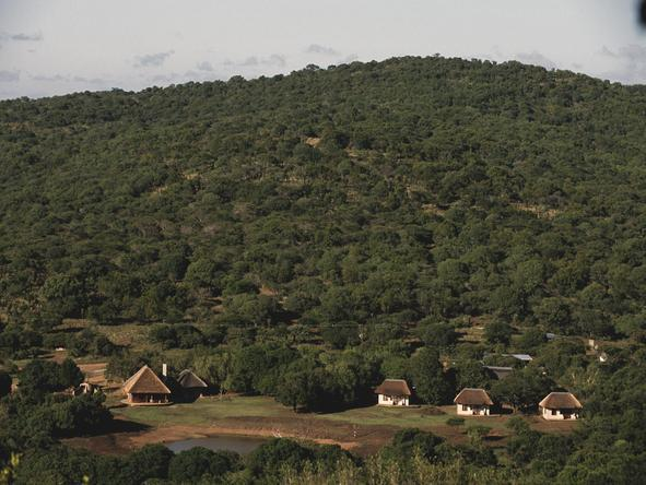 Phinda Zuka Lodge - Location2