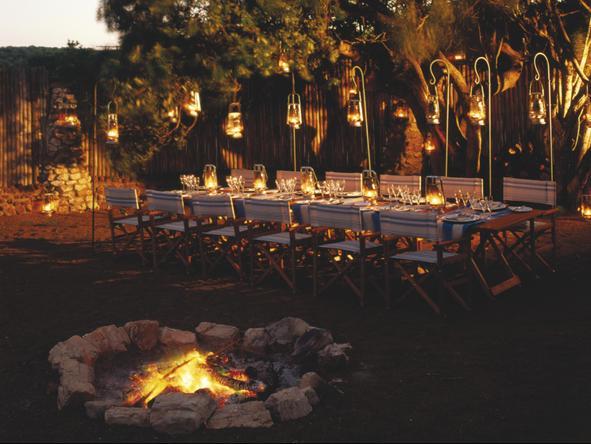 Phinda Zuka Lodge - Boma