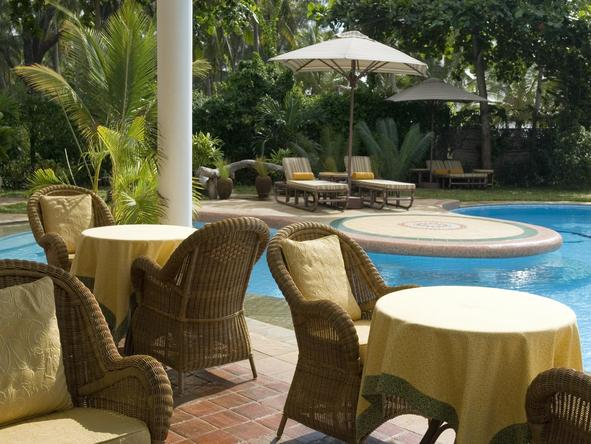 AfroChic Diani- Dining