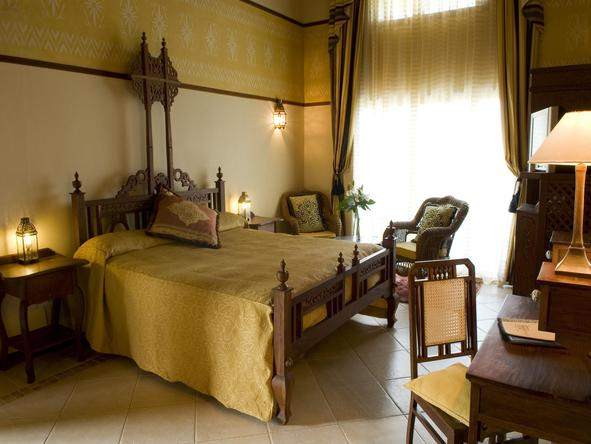 AfroChic Diani- Bedroom1