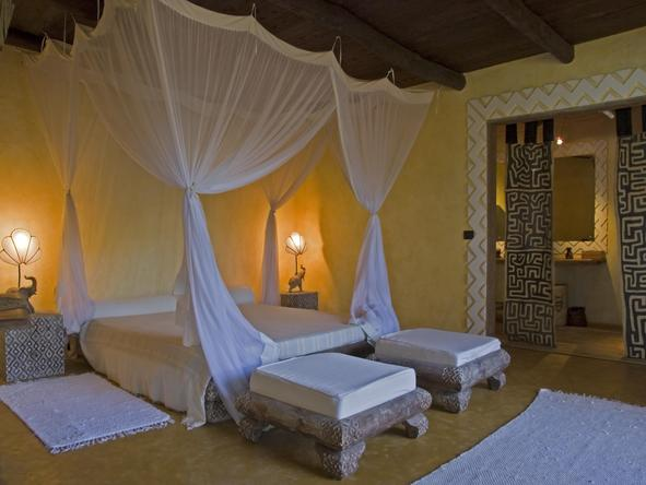 Alfajiri Beach Villa - Bedroom1