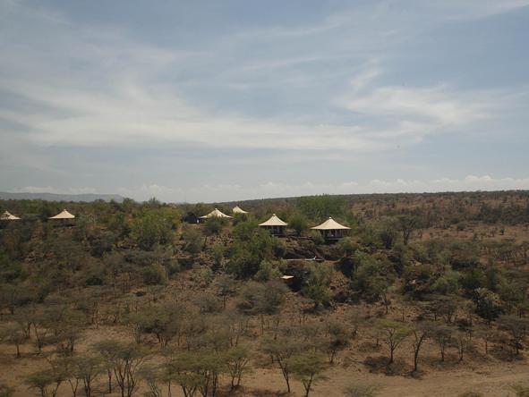 Ol Seki Hemingways Mara- Camp