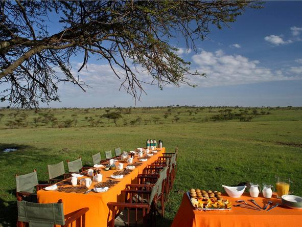 Elephant Pepper Camp- Dining