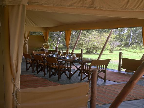 Elephant Pepper Camp- lounge
