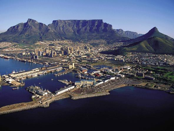 Cape Town's many attractions include Table Mountain, the V&A Waterfront, Kirstenbosch Gardens and Robben Island.