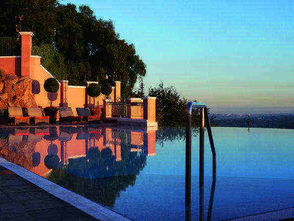 The Westcliff Hotel - Pool2