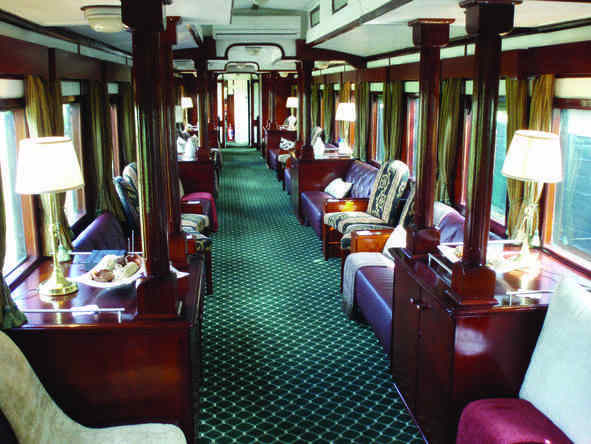 Luxury South African & Namibia Rail Journey