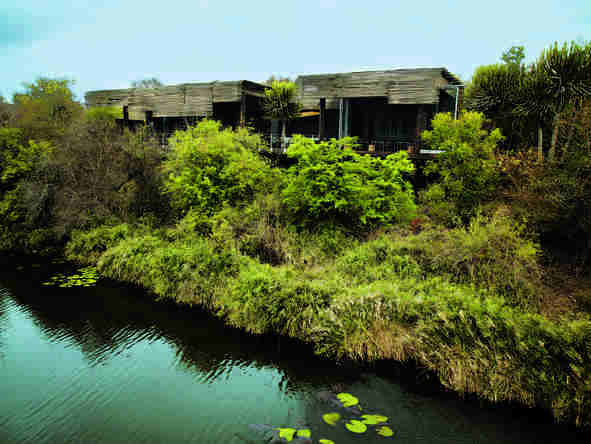 Singita Sweni Lodge - Location