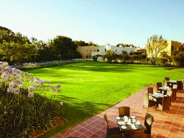 The Spier Hotel - gardens