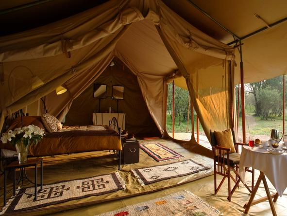 Naibor Wilderness - Bedroom