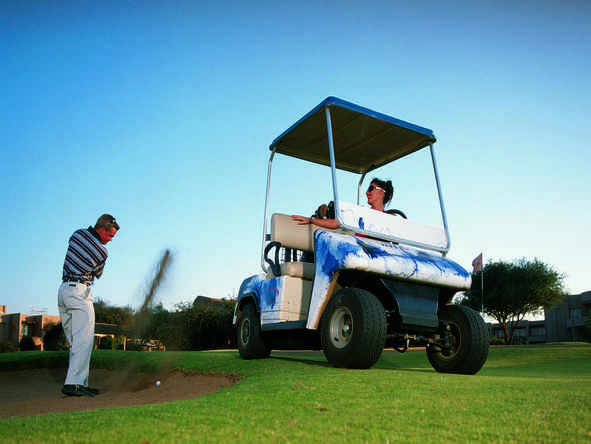 Windhoek Country Club Resort - Golf
